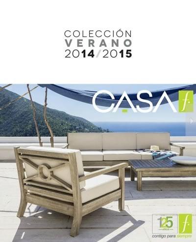 cat logo de muebles y tendencias deco verano 2014 2015 en