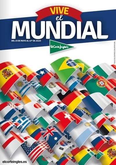 catalogo digital el corte ingles vive el mundial junio julio 2014