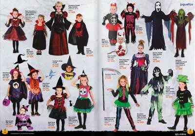 catalogo disfraces de halloween 2013 juguettos 3