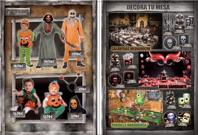 catalogo disfraces de halloween 2013 party fiesta 3