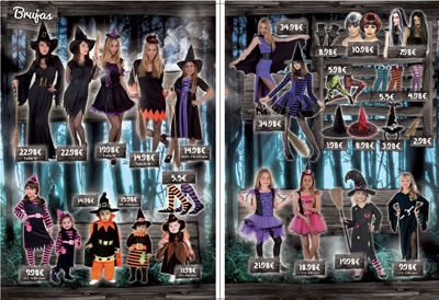 catalogo disfraces de halloween 2013 party fiesta 4