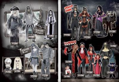 Catálogos de Disfraces de Halloween 2013 Party Fiesta - España c2517c5be72c