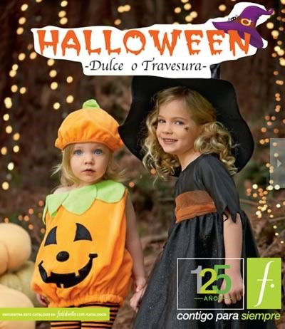 catalogo disfraces de halloween 2014 falabella chile