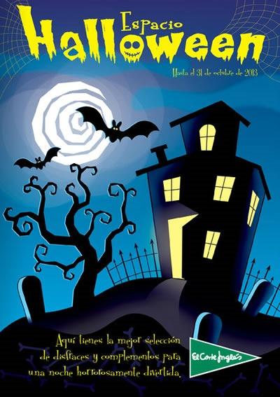 catalogo disfraz de halloween el corte ingles 2013 espana