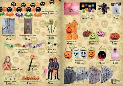 catalogo disfraz de halloween el corte ingles 2013 espana 2
