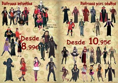 catalogo disfraz de halloween el corte ingles 2013 espana 3
