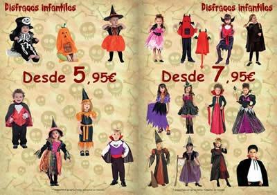 catalogo disfraz de halloween el corte ingles 2013 espana 4