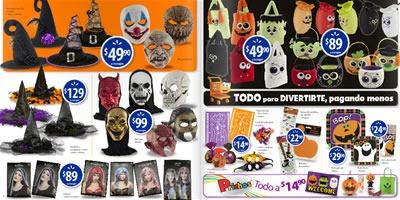 catalogo disfraz halloween walmart octubre 2013 mexico 3