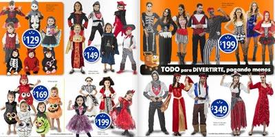 catalogo disfraz halloween walmart octubre 2013 mexico 4