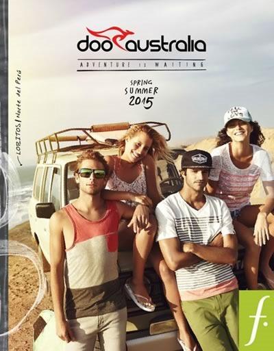 catalogo doo australia coleccion spring summer 2015