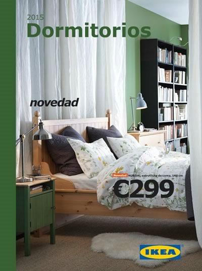 catalogo dormitorios ikea 2015 espana