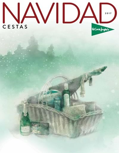 catalogo eci cestas de navidad 2017