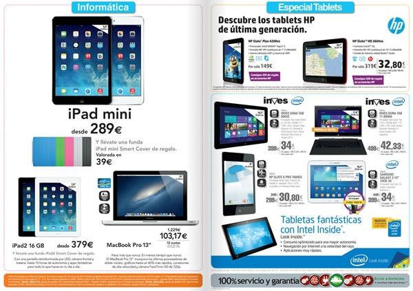 catalogo el corte ingles electronica electrodomesticos enero 2014 2