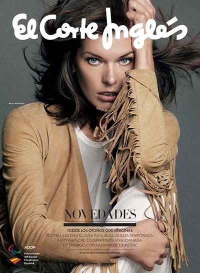 catalogo el corte ingles moda otono invierno 2014