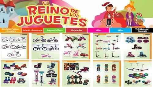 catalogo el reino de los juguetes soriana navidad 2013 1
