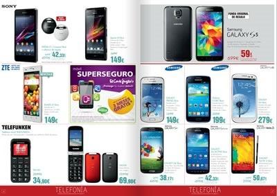 catalogo electronica el corte ingles mayo junio 2014 - 01