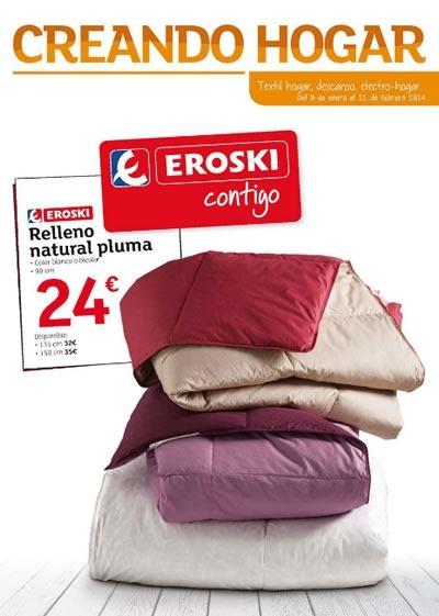 catalogo eroski hogar febrero 2014