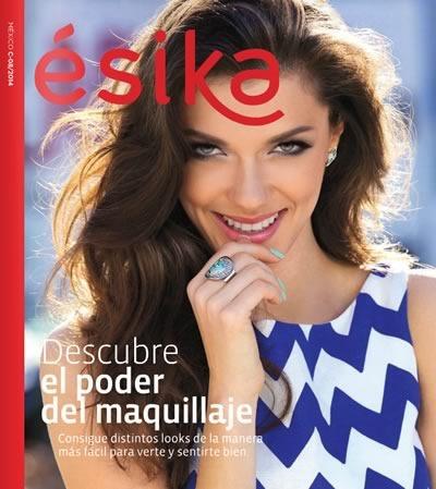 catalogo esika campana 8 de 2014