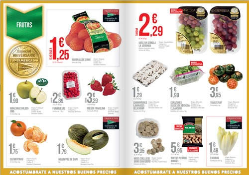 catalogo especial aniversario el corte ingles supermercado noviembre 2013 3