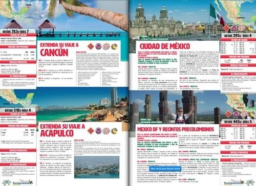 catalogo europamundo vacaciones mexico usa costa rica canada - 02