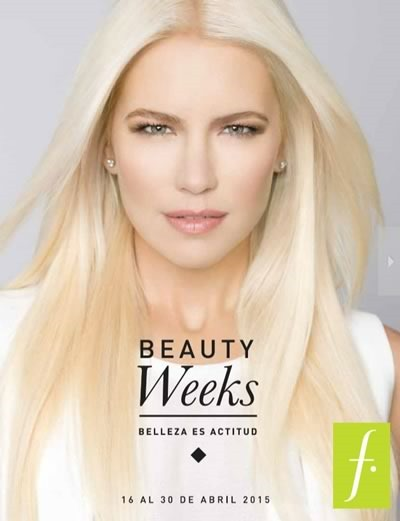 catalogo falabella beauty weeks 2015 argentina