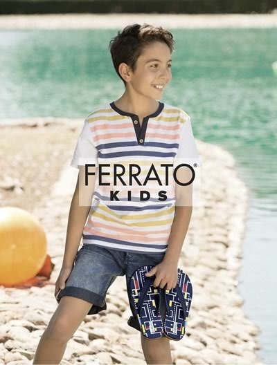 catalogo ferrato kids calzado verano 2017