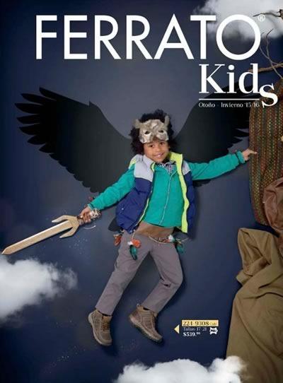 catalogo ferrato kids coleccion otono invierno 2015
