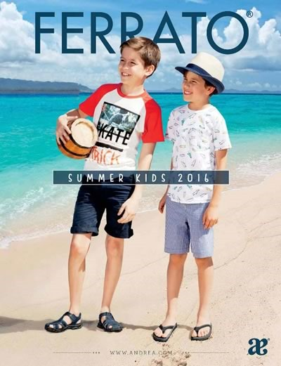 catalogo ferrato kids verano 2016