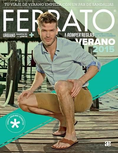 catalogo ferrato verano 2015 calzado