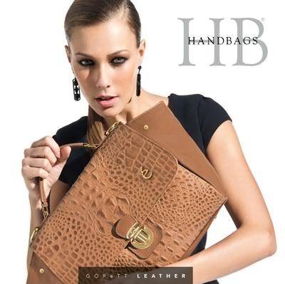catalogo hb handbags bolsos carteras cuero gorett 2014