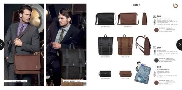 catalogo hb handbags caballero otono invierno 2015 - 01