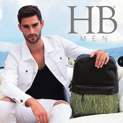 catalogo hb handbags caballero pv 2016