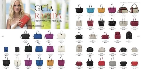 catalogo hb handbags dama primavera verano 2016 01