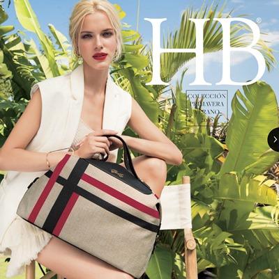 catalogo hb handbags dama primavera verano 2016