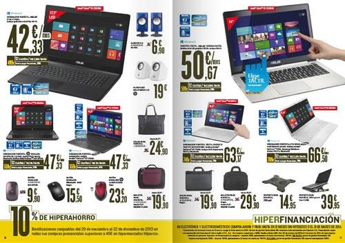 catalogo hipercor electronica electrodomesticos noviembre 2013 espana 4