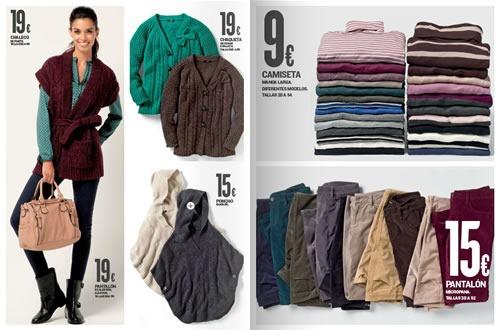 catalogo hipercor moda invierno 2013 espana 2