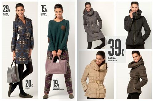 catalogo hipercor moda invierno 2013 espana 3