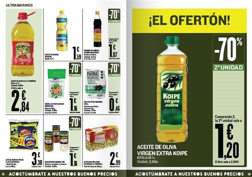 catalogo hipercor ofertas aniversario supermercado noviembre 2013 espana 2