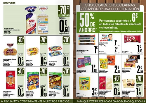 catalogo hipercor ofertas aniversario supermercado noviembre 2013 espana 3