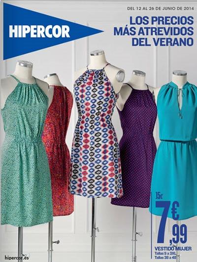 catalogo hipercor ofertas temporada verano 2014