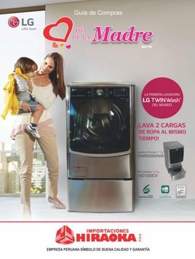 catalogo hiraoka ofertas mayo 2016