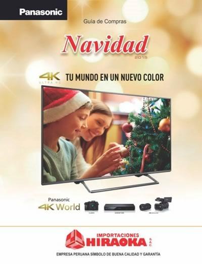 catalogo hiraoka ofertas promociones diciembre 2015