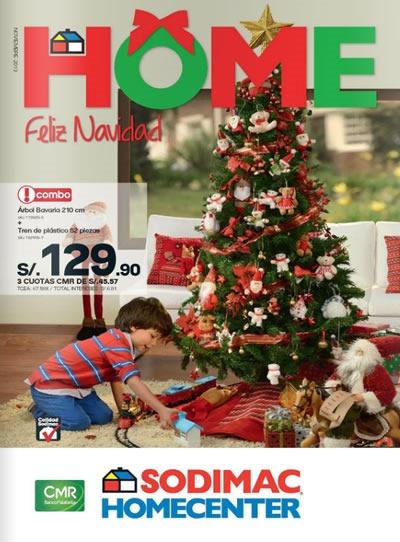 catalogo homecenter navidad noviembre 2013