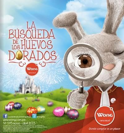 catalogo huevos de pascua 2015 wong