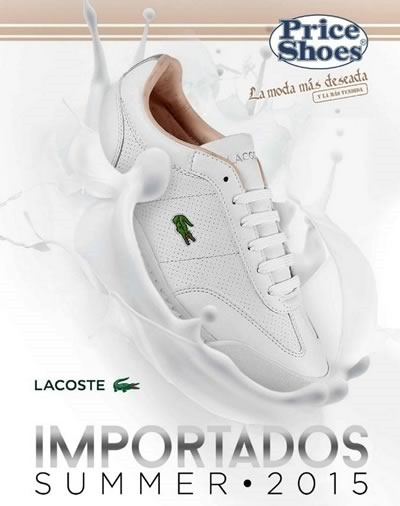 catalogo importados summer 2015 de price shoes