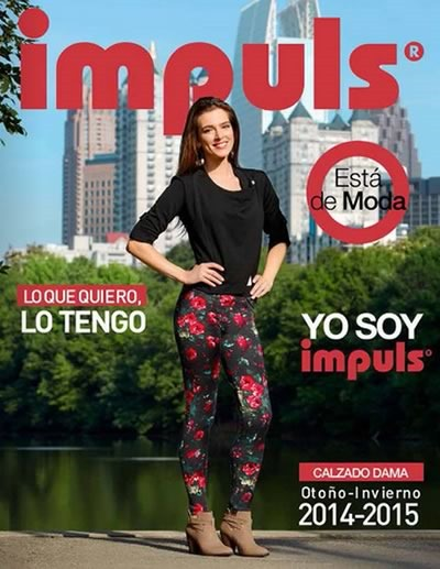 catalogo impuls damas 2014