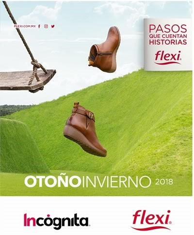 catalogo incognita calzado flexi otono invierno 2018