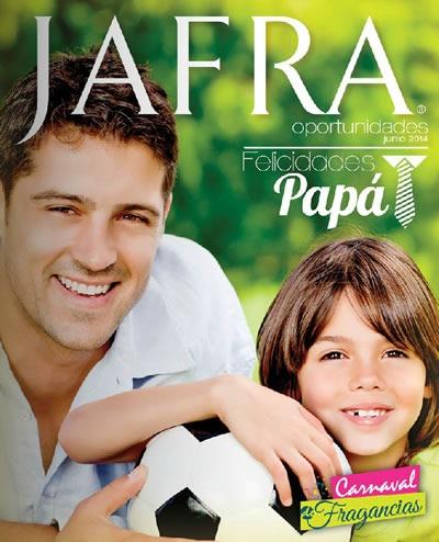 catalogo jafra dia del padre junio 2014