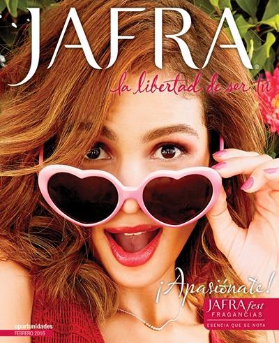 catalogo jafra febrero 2016