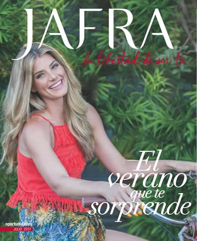 catalogo jafra julio 2017
